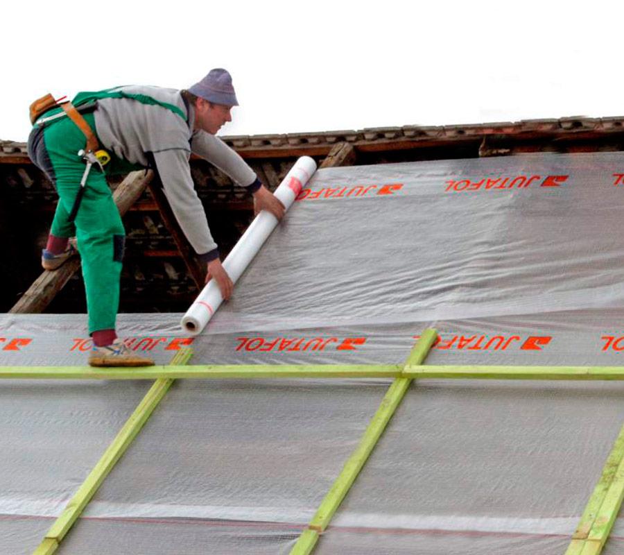 Гидроизоляция ППУ стен и крыши