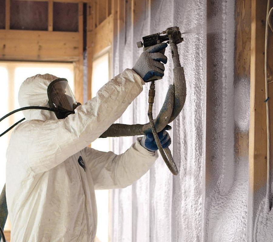 Утеплить недорого стены своего дома