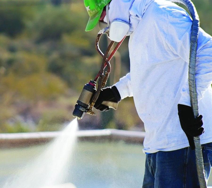 Гидроизоляция водоемов и прудов