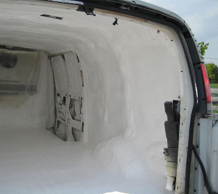 Утепление фургонов и автотранспорта