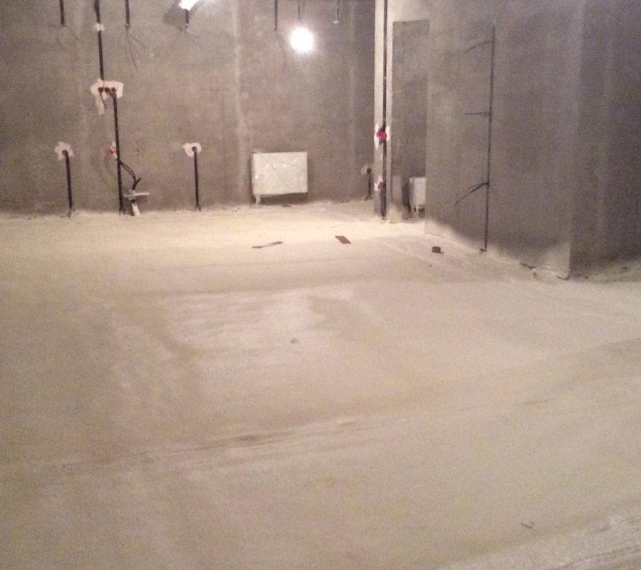 Недорогая гидроизоляция для бетонного пола