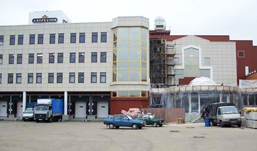 Фабрика Каркунов